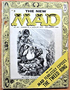 Mad Magazine. Number 25 September 1955