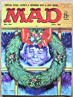 Mad Magazine: Issue No. 44, January 1959