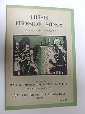Irish Fireside Songs, No. 9 Patriots' Treasury