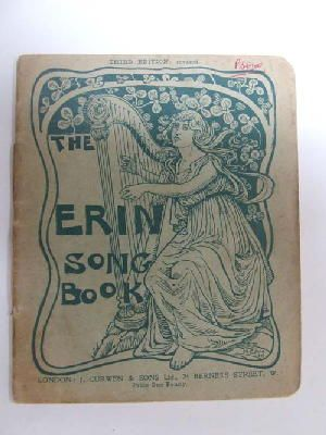 The Erin Song Book. (On the tonic