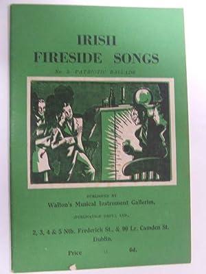 Irish Fireside Songs, No. 3 - Patriotic