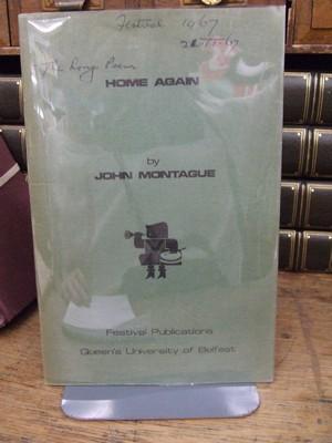 Home Again: John Montague