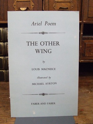 The other wing (Ariel poems series): Louis MacNeice