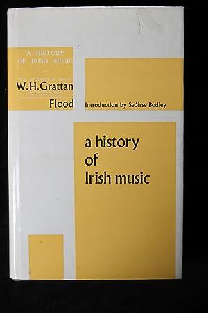 A History of Irish Music: W. H. Grattan Flood