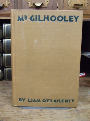 Mr Gilhooley: Liam O'Flaherty