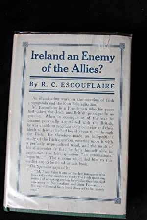 Ireland an Enemy of the Allies?: R. C. Escouflaire
