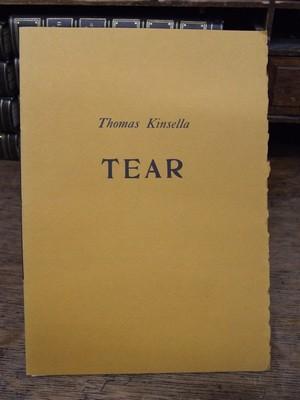 Tear: Thomas Kinsella