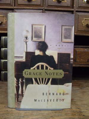 Grace notes: Bernard MacLaverty