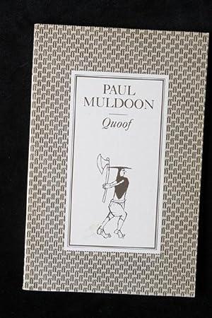 Quoof: Muldoon, Paul