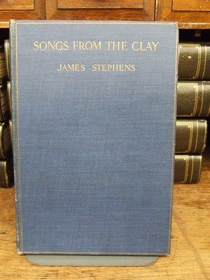 Songs From The Clay: James Stephens