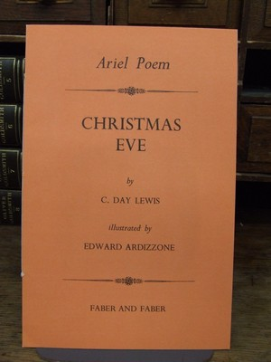 Christmas Eve: C Day Lewis