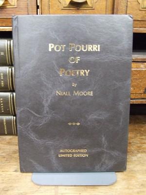 Pot Pourri of Poetry: Niall Moore