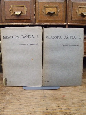 Measgra Dánta: Miscellaneous Irish Poems, Parts 1 & 2: Thomas F O'Rahilly (Editor)