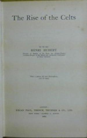 The Rise of the Celts: Henri Hubert