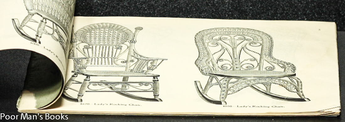 Illustrated Catalogue Of Rattan And Reed Furniture By