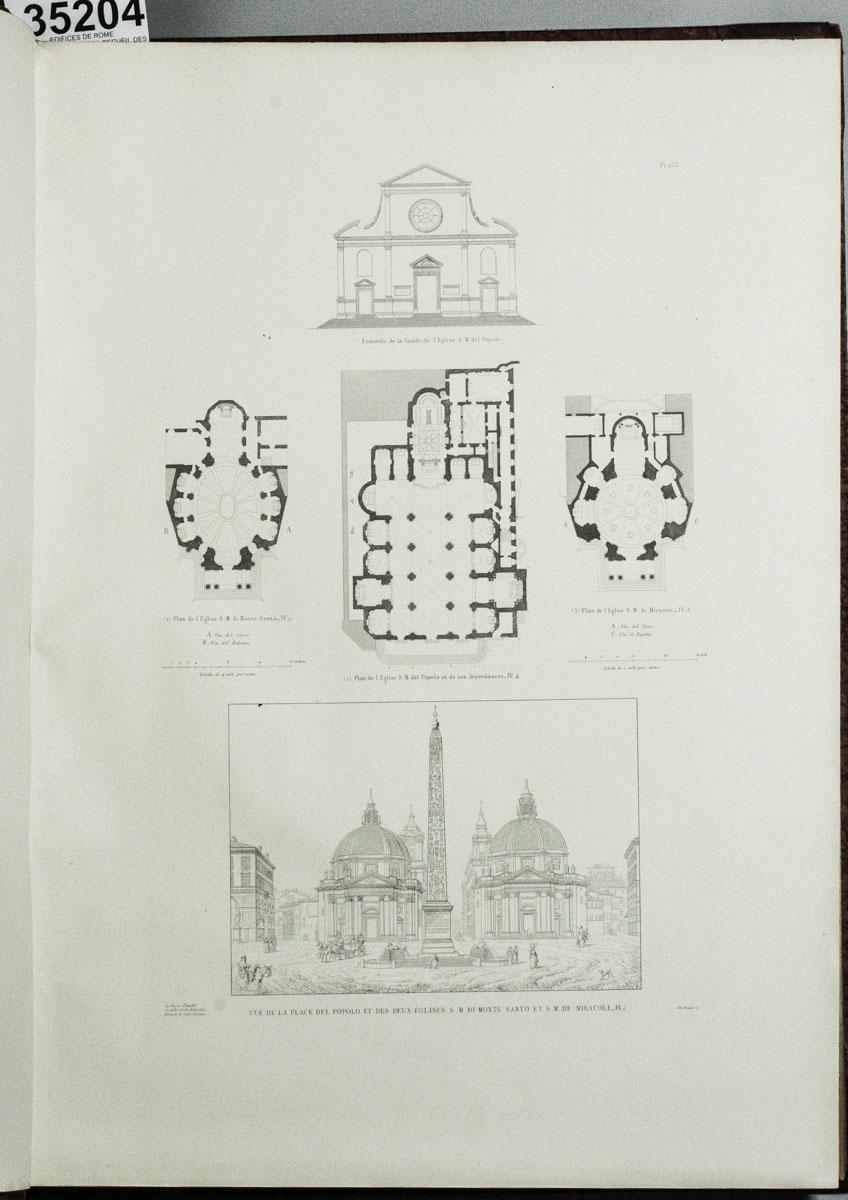 Edifices de Rome Moderne