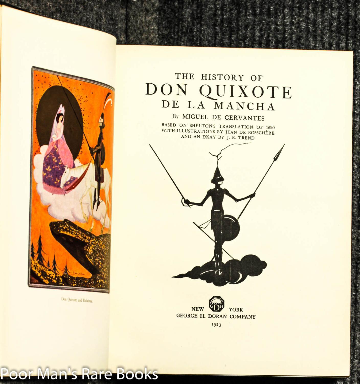 Essay on don quixote