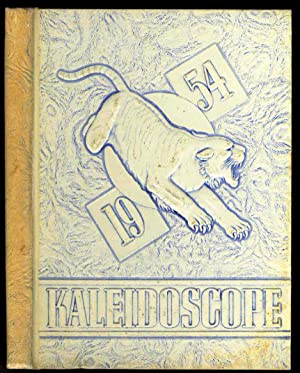 THE KALEIDOSCOPE OF HAMMDEN-SYDNEY COLLEGE YEARBOOK 1954 , VIRGINIA: Student Body