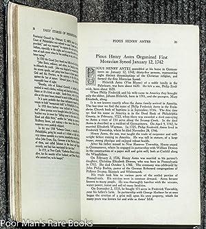 Daily Stories Of Pennsylvania: Frederic Godcharles,