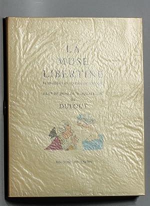 LA MUSE LIBERTINE14435: Dubout