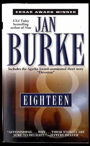 EIGHTEEN [SIGNED]: Burke, Jan