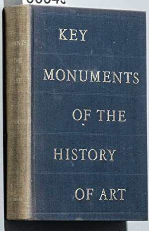 KEY MONUMENTS IN THE HISTORY OF ART,: Janson, H. W.