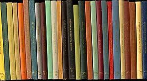 FRITZ BILLIG'S PHILATELIC HANDBOOK, 33 VOLS COMPLETE #1-29 1942-1960 [G]: Fritz Billig