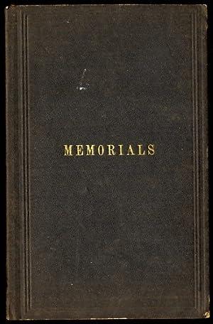 MEMORIALS CONCERNING DECEASED FRIENDS: MEMBERS OF PHILADELPHIA: Meeting, Of Friends