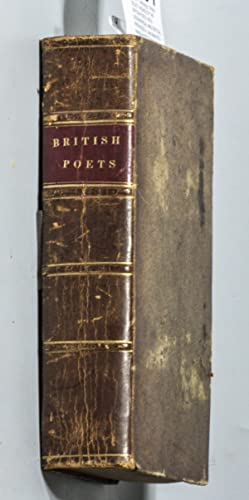 SELECT WORKS OF THE BRITISH POETS, WITH BIOGRAPHICAL AND CRITICAL PREFACES: Dr. John Aikin