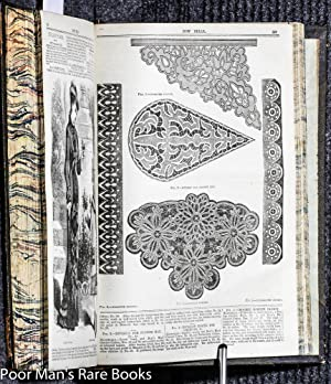 BOW BELLS: A WEEKLY MAGAZINE OF GENERAL LITERATURE AND ART, FOR FAMILY READING VOL #28-29 1878: Ed ...