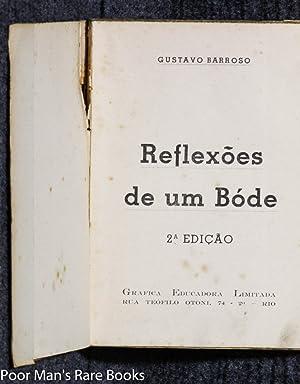 REFLEXO~ES DE UM BO DE: Gustavo Barroso