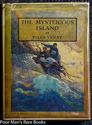 THE MYSTERIOUS ISLAND: Jules Verne, Ills