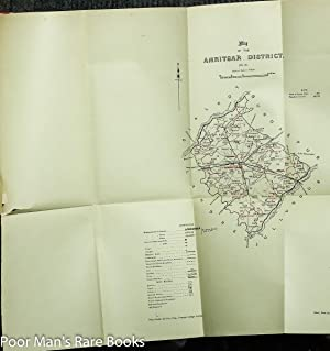 PUNJAB DISTRICT GAZTTEERS XX A AMRITSAR DISTRICT 1914E: compiled and Published Under The Authority ...