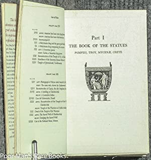 GODS, GRAVES, AND SCHOLA RS: THE STORY OF ARCHAEOLOGY [FROM DU PONT LIBRARY]: Ceram, C. W.