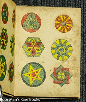 LITTLE FOLKS' PAINTING AND DRAWING BOOK [W/ CHROMOS]: Mcloughlin Bros. )