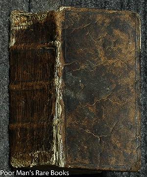 ORATIONUM NICOLAI AVANCINI, E SOC. JESU, PARS: Nicolaus Avancinus