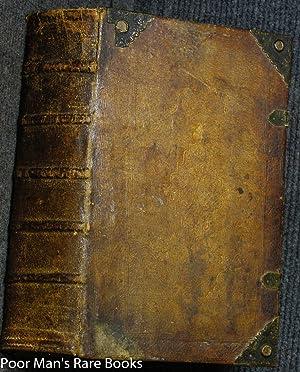 Biblia, Das Ist: Die Gantze Heilige Schrift Desz Alten Und Neuen Testaments. Wie Solche Biblia, Das...