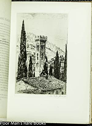 Hill Towns and Cities of Northern Italy with Fifty-Six Reproductions of Etchings, Aquatints, and ...