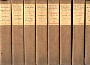 THE COMPLETE WORKS OF JOHN L. MOTLEY (COMPLETE IN 17 VOLUMES): Motley John L.