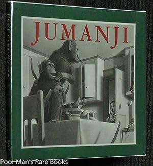 Jumanji [1st/1st Dj]: Chris Van Allsburg