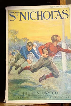 St. Nicholas: An Illustrated Magazine For Young Folks [ About 88 Volumes, 240 Pounds]: Milne, ...