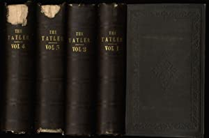 The Tattler [4 Vols, From Personal Library Of Tasha Tudor]: Various [Tasha Tudor]
