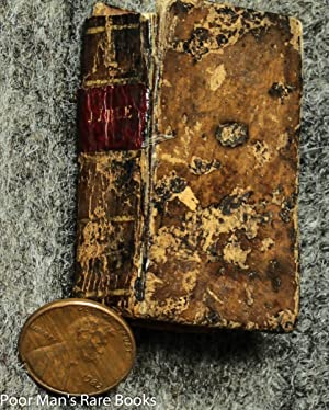 A History Of The Holy Bible [miniature: Various