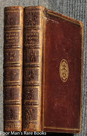 Paradise Lost. A Poem, In Twelve Books.: Milton, John