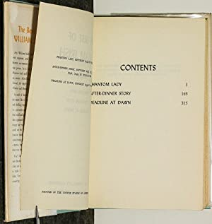 The Best Of William Irish (1st Edition): Woolrich, Cornell ] William Irish