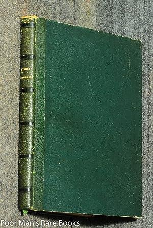 Ethica Naturalis Seu Documenta Moralia E Variis Rerum Naturalium Proprietatib[us] [ Emblem Book ...