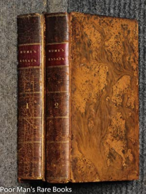 Essays And Treatises On Several Subjects [1809: Hume David