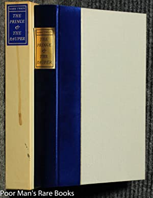 The Prince And The Pauper [signed Ltd: Twain, Mark [Clemens,