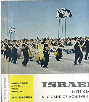 ISRAEL IN ITS GLORY A DECADE OF: Harman, Abe and