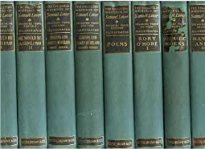 THE COLLECTED WRITINGS OF SAMUEL LOVER (Treasure Trove Edition Complete in 10 Volumes): Lover, ...